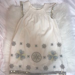 Other - Girl Embroidered sequins Dress